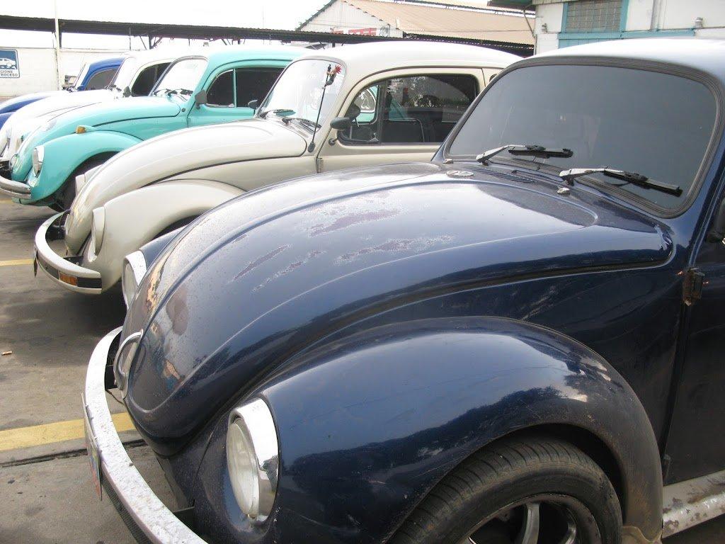 El Escarabajo, un vehículo que inspira culto y pasión