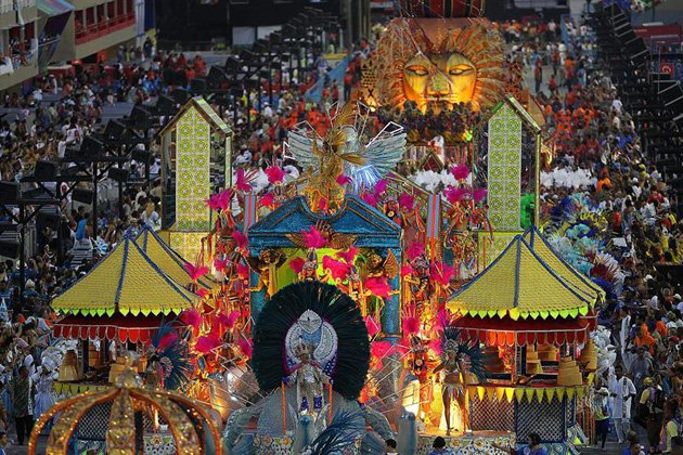 En carnaval de Río utilizarán orina para generar electricidad