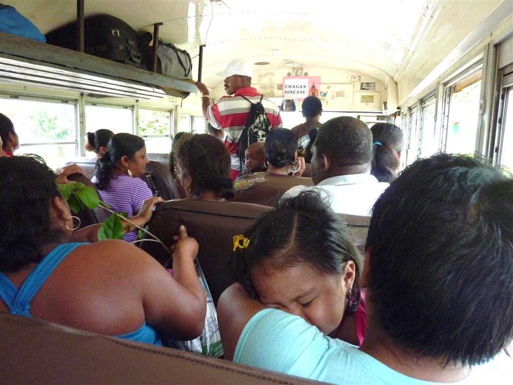 El bus de las nueve