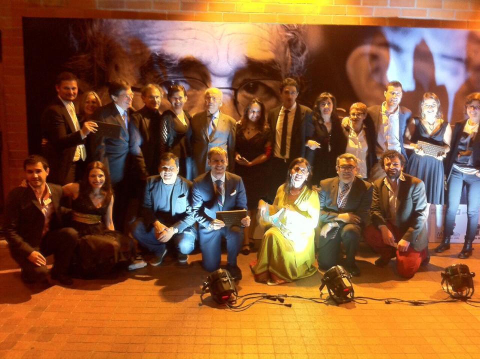 Venezuela triunfó en el Premio Gabriel García Márquez