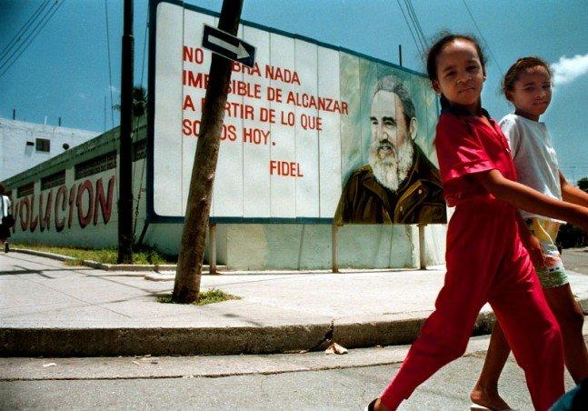 Aprender a vivir sin Fidel