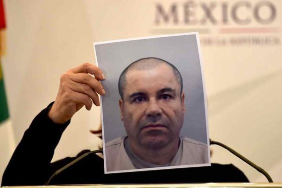 Las siete vidas del «Chapo» Guzmán