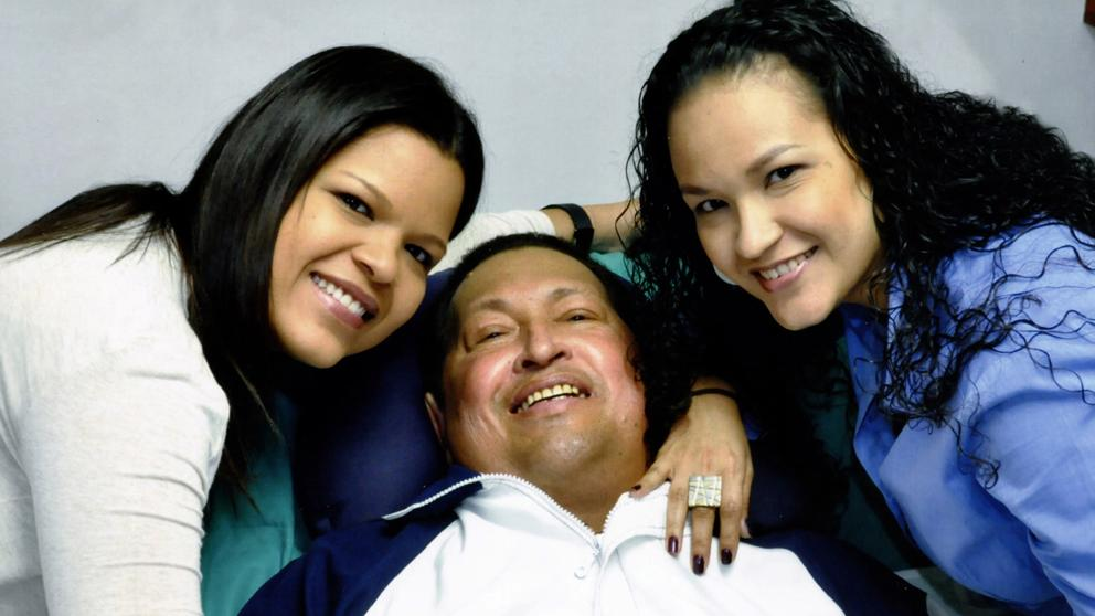 Hugo Chávez: dos matrimonios, tres amantes, seis hijos y una fortuna