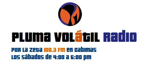 Pluma Volátil Radio: aquí nuestro primer programa