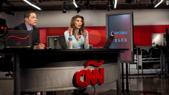 """SNTP denuncia """"acción criminal"""" del gobierno de Maduro contra CNN en Español"""