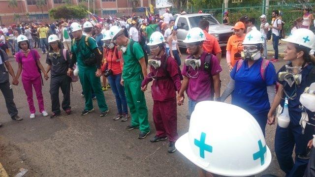 Ese día que fui un Cruz Verde