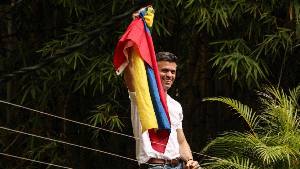 Leopoldo López, una historia de lucha