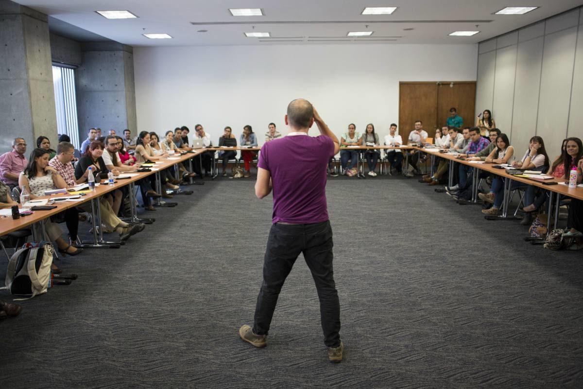 Periodismo de tú a tú: una vez más nos lanzamos a Medellín