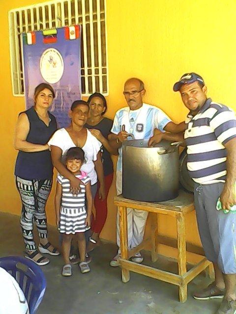 «Amigos de los venezolanos»: un gran esfuerzo para ayudar