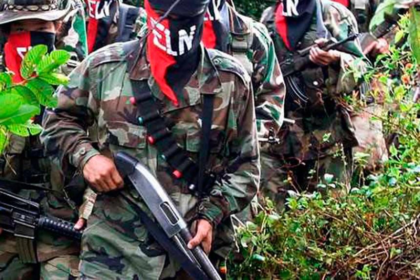 La invasión del ELN a Venezuela