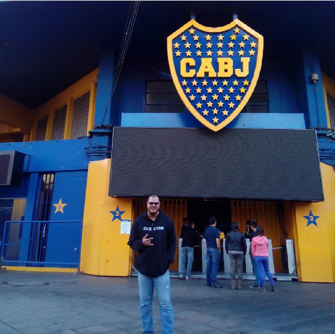 De Cabimas a «La Bombonera»