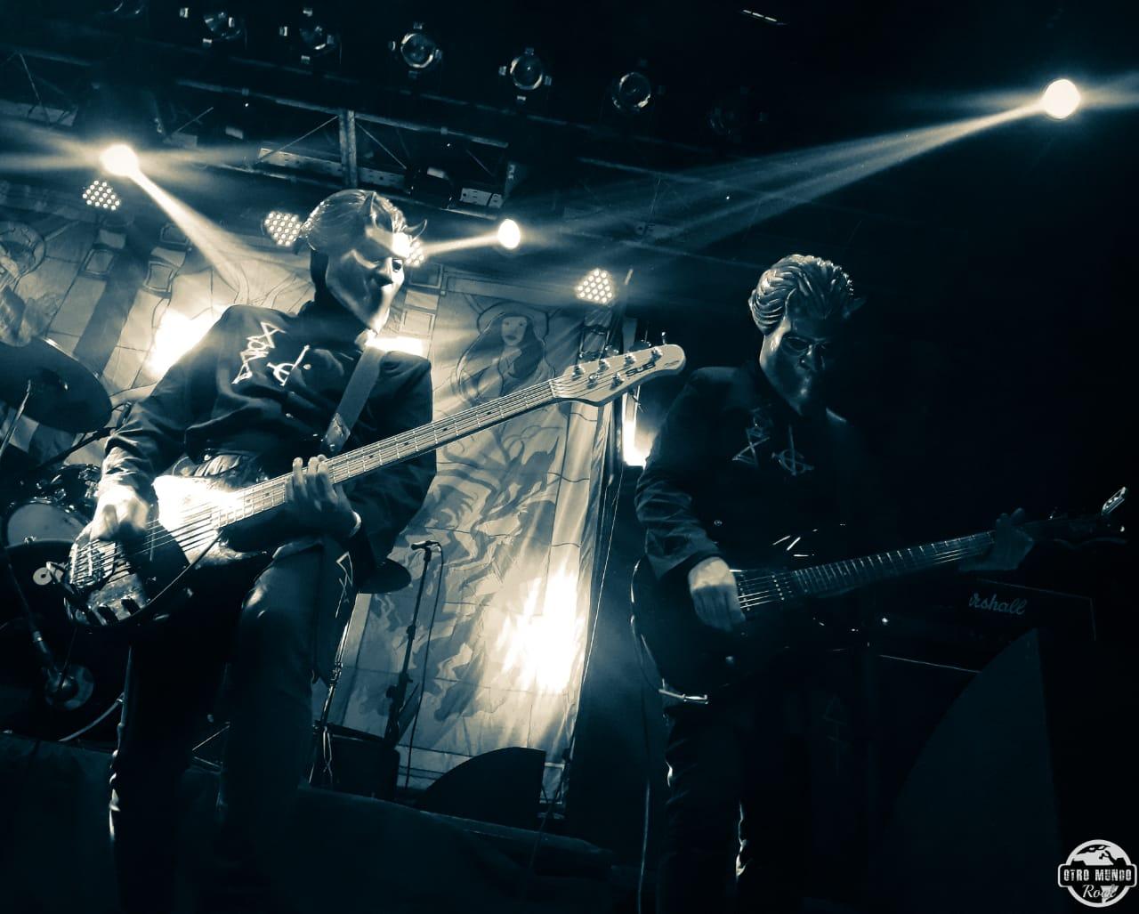 «Cirice»: una banda tributo a Ghost