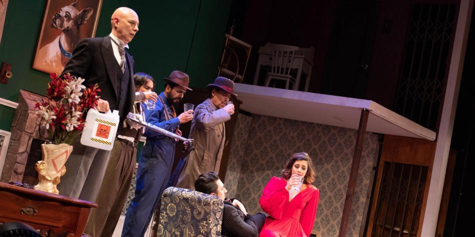 La cuarentena: el largo intermedio para un actor